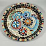 Mosaic Bowl By Jerry Reynolds
