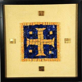 Jerry Reynolds Artwork Templar Cross Mosaic, 2015 Templar Cross Mosaic, Religious