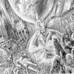 laokoon of democracy By Alexander Donskoi