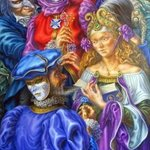 the key of masquerade By Alexander Donskoi