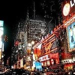 TIME SQUARE By Dora Martinez