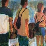 Couples Walking, Bob Dornberg