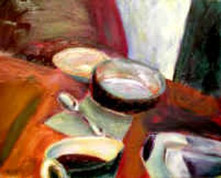 Bob Dornberg Artwork i3, 2000 Oil Painting, Still Life