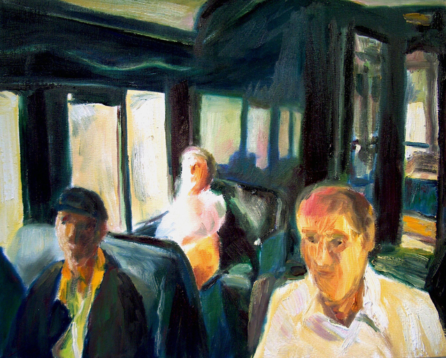 Bob Dornberg qo5 train people 2014