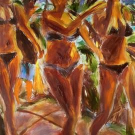 tl4 bikini walk