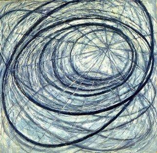 Artist: Dorothy Englander - Title: Gyro - Medium: Oil Painting - Year: 1991
