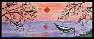 Sneha Joshi Artwork BEAUTIFUL EVENING, 2014 BEAUTIFUL EVENING, Abstract Landscape