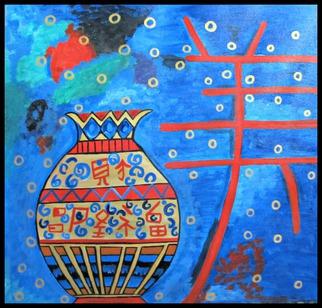 Sneha Joshi Artwork LUCK POT, 2014 LUCK POT, Abstract Landscape