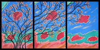 Sneha Joshi Artwork PROSPERITY TREE, 2015 PROSPERITY TREE, Abstract Landscape