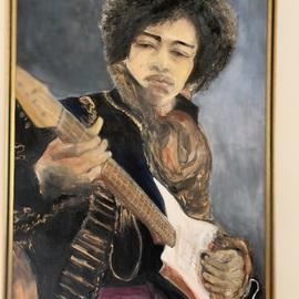 jimi  By  Claire Vines