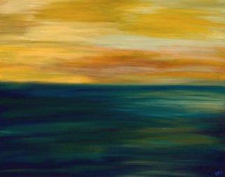 Artist: David Rowlandzaher - Title: Emotional Landscape 10 - Medium: Oil Painting - Year: 2008