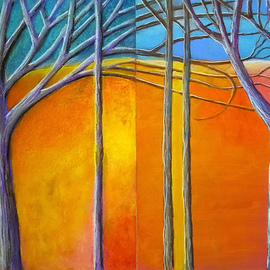 Abstract Trees, Darrell Ross