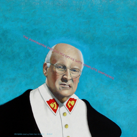 Dick Cheney The Dominatrix Entered His Office with Complete Confidence