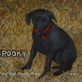 Spooky  By Lou Posner