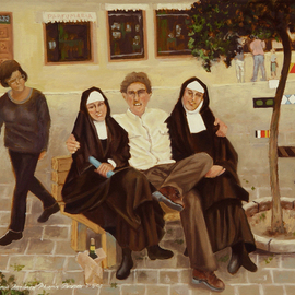 The Tale Of The Priest Of The Nun, Lou Posner