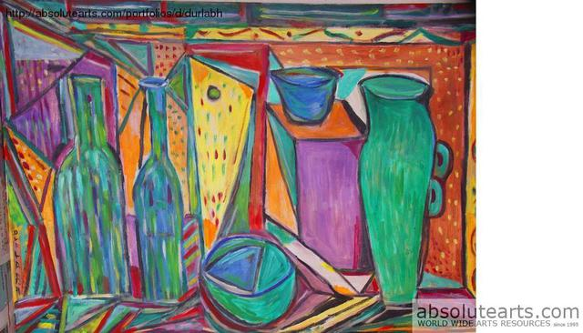 Durlabh Singh Still Life With Jug 2013