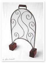 - artwork Fire_Screen-1101397084.jpg - 2004, Sculpture Steel, Other