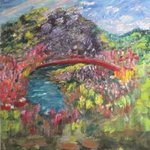 The Red Bridge By Linda Slasberg