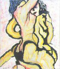 - artwork And_will_you_love_me_tomorrow-1105102264.jpg - 2004, Painting Oil, Love