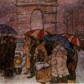 I Love Paris In The Winter, Richard Wynne