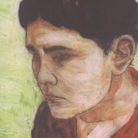 Portrait of an Autistic Child