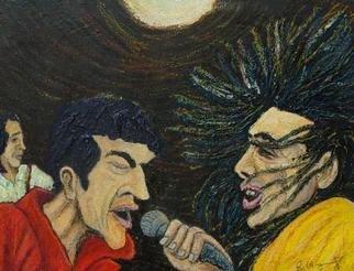 Artist: Richard Wynne - Title: Rockin - Medium: Other Painting - Year: 2006