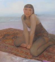 - artwork The_Turkish_Girl-1296879857.jpg - 2010, Painting Oil, Figurative