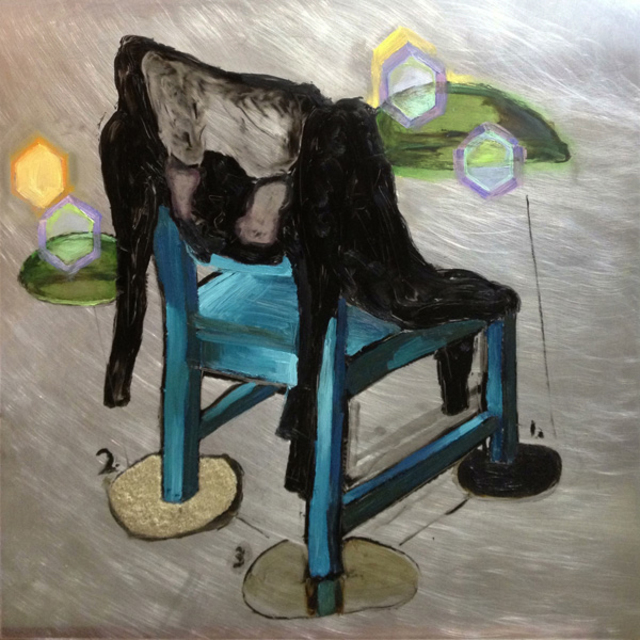 Edem Elesh the blue chair 2013