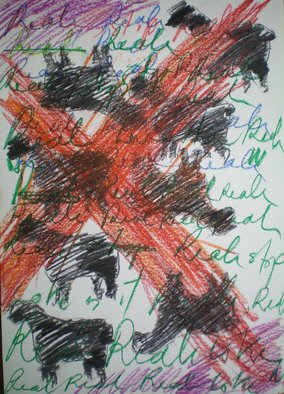 Edgar Bonne Artwork Temperance C, 2015 Other Drawing, Abstract