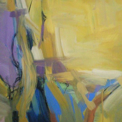 , Ochre I, Abstract, Request Price