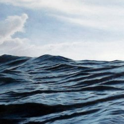 , High Sea 18, Seascape, Sold