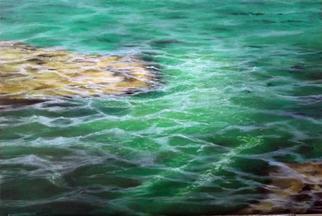 Artist: Edna Schonblum - Title: transparency - Medium: Oil Painting - Year: 2013