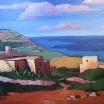 maltese farmhouse By Edward Abela