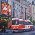 toronto theatre district By Edward Abela