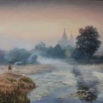 morning mist By Eduard Panov
