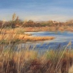 bay marshes By Renee Pelletier Egan