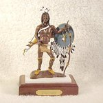 Chief Tishomingo By Cheryl Ehmann