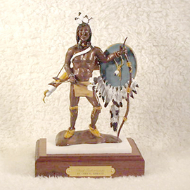 Chief Tishomingo