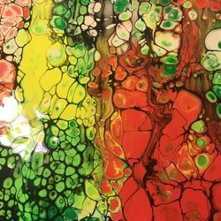 , Glass Of Champagne, Abstract, $210