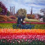 Spring in Holland By Elena Sokolova
