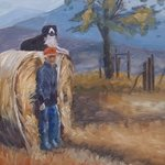 Tuscany Morning, Elena Sokolova