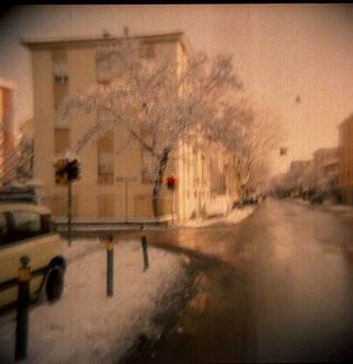 Color Photograph by Elio Morandi titled: modena Italy 3, 2010