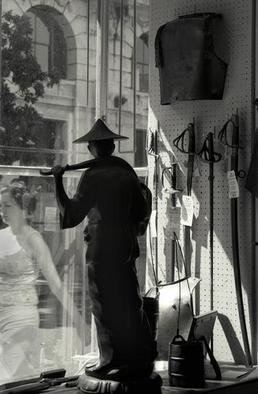 Ellen Rosenberg: 'New Orleans Reflections', 2005 Silver Gelatin Photograph, Americana. Artist Description: