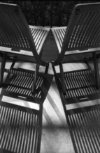 - artwork seats_together-1161823412.jpg - 2006, Photography Silver Gelatin, Still Life
