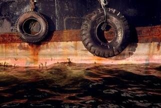 Artist: Ellen Spijkstra - Title: 13 - Medium: Color Photograph - Year: 2000