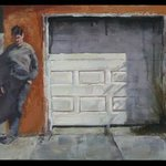 oakland door By Gregory Elsten