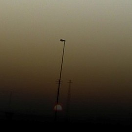 Emilio Merlina: 'at dusk', 2008 Color Photograph, Inspirational. Artist Description:  digital photo ...