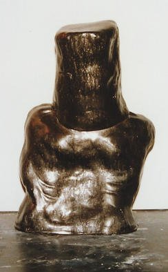 Emilio Merlina: 'before the battle', 1996 Ceramic Sculpture, Inspirational. Artist Description: sculpture ceramic...