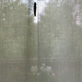 Emilio Merlina: 'beyond the curtains', 2012 Color Photograph, Fantasy. Artist Description:   on canvas  ...