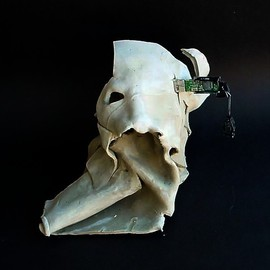 Emilio Merlina: 'empty memory', 2009 Mixed Media Sculpture, Inspirational.